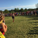 Boys Junior High Cross Country finishes 8th place at Northeast Dubois High School