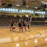 Girls 7th Grade Volleyball beats West Washington Jr-Sr 2 – 1