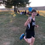 Boys Junior High Cross Country finishes 2nd place at Orleans/Shoals/SV