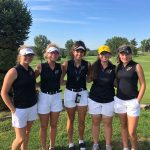 Lady Golfers Advance to 2nd straight Regional
