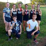Cross Country Runners All Place at County Meet