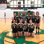 8th Grade Lady Hawks win Perry Central Tounament