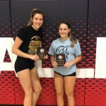 Jewel McCormick and Sydney Tucker make All-Tourney Team