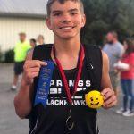 8th Grader Alan Marshall wins Barr Reeve Invitational