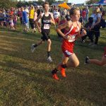Boys Junior High Cross Country finishes 4th place at Barr-Reeve Jr-Sr High School