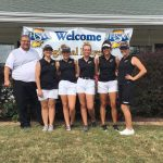 Girls Varsity Golf finishes 14th place at Golf Regional