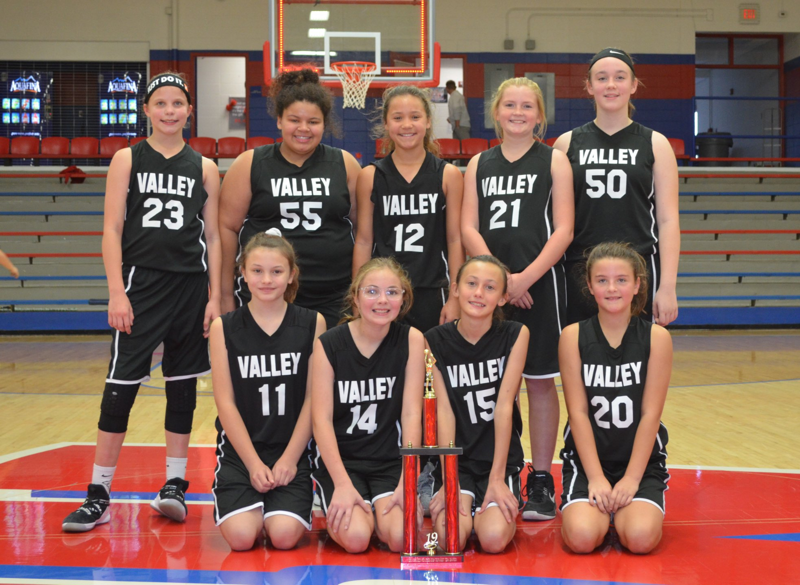 6th Grade Girls West Washington Champs