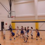 Girls 5/6 Grade Girls Basketball beats Mitchell 34 – 4