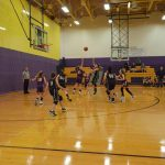 Girls 5/6 Grade Girls Basketball beats Paoli Jr. & Sr. 30 – 20