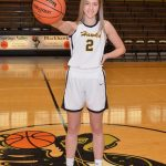 Jewel McCormick breaks School and County record for most career points