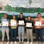Congrats to the Volleyball Scholar Athletes