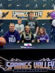 Senior Ellison Burton to continue her career at Spring Hill