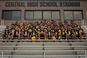 2019 Football Team Photo
