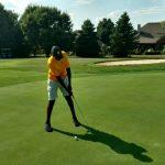 Boys Golf Tees Off Against Atherton