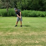 Central Boys Golf falls to Brown 119 – 122