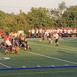 Central and Scott County Continue Annual Scrimmage