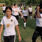 Girls Soccer Opens Season With 10-0 Victory Over Seneca