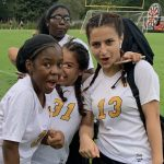 Lady Jackets Soccer Remains Undefeated After 1-1 Tie With Holy Cross