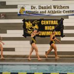 Central High Swimming