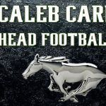 Caleb Carmean named Head Football Coach
