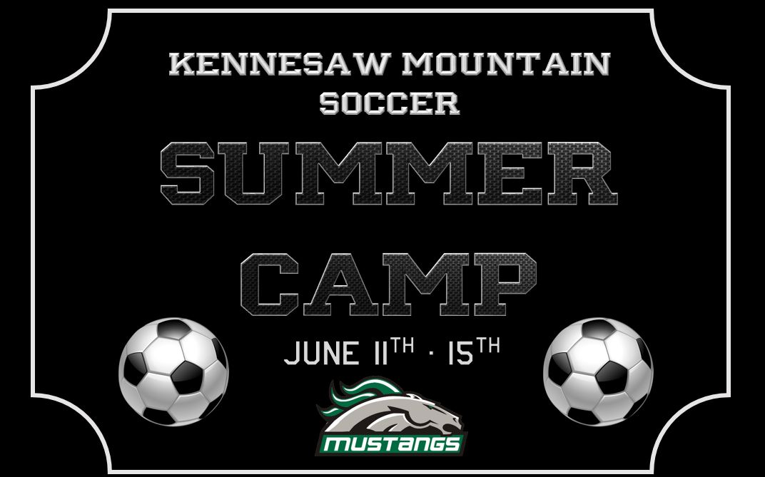 2018 Mustang Soccer Summer Camp