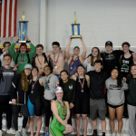 KMHS Swim and Dive Makes a Splash at County Championships