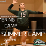 2019 Mustang Volleyball Summer Camp