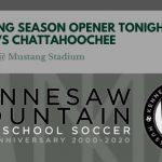 Mustangs Soccer