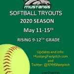 2020 Fast-Pitch Softball Try-Outs