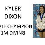 Kyler Dixon- State Champion!