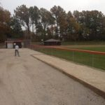 Green Continues To Upgrade Softball Field