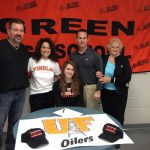 Maria Pappano Signs at Findlay
