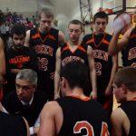 Boys Basketball Drops Opener 36-33