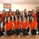 Lady Bowlers Top Wadsworth in League Opener