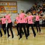 Dance Team Wows Fans to Elvis