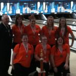 Girl Bowlers Win the Panther Challenge