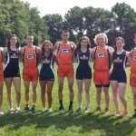 Cross Country Dominates Bulldog Invitational