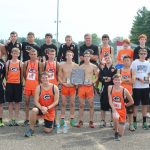 Green Cross Country Wins 1st Place at Sandy Valley