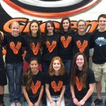 "GHS sends Cross Country Teams to STATE with ""Parade of Champions!"""