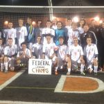 Bulldog Boys Soccer Wins 2015 Federal League Championship