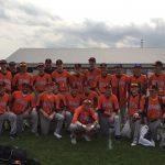 Green High School (Uniontown) Varsity Baseball beat Massillon Washington High School 7-2