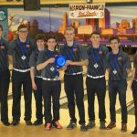 Bowlers Finish Second at Tournament