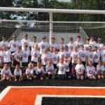 Boys GHS Bulldogs Youth Summer Soccer Camp 2017
