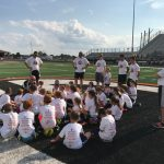 GHS Boys Soccer Team Hosts Youth Soccer Camp