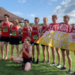2019 Bees Cross Country
