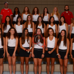 Undefeated Start to the Season by the Girls Tennis Team