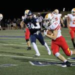 Football beats Hudson 35-28