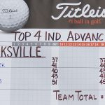 Boys Varsity Golf finishes 5th place at Windmill Lakes Sectional