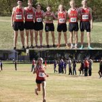 Anna Mehendale and Boys Cross Country Team Qualify For Regionals