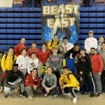 Bees Wrestling place 2nd at Beast of the East Tournament!